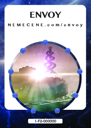 Nemecene World by science fiction fantasy author Kaz Lefave